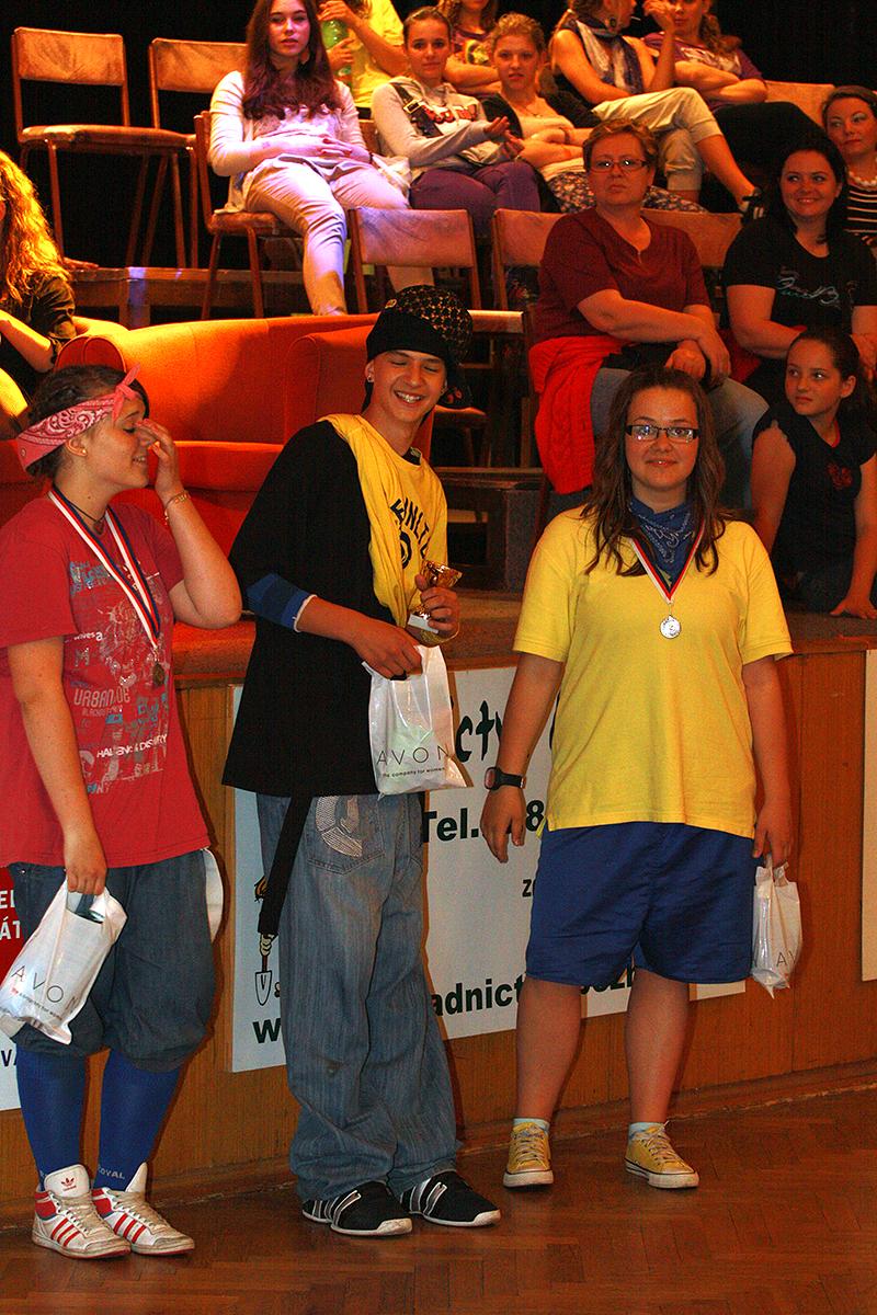 O cenu města Neratovic 2011