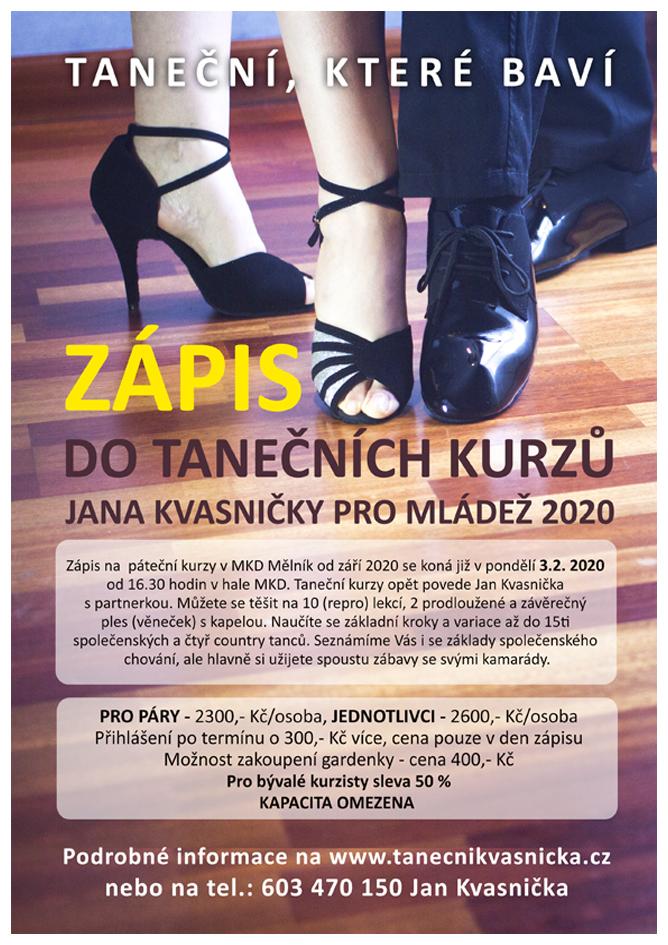 taneční kurzy 2020 fcb